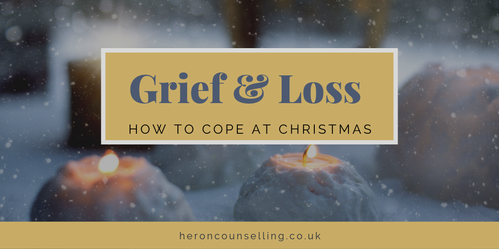 Grief & Loss and How to Cope at Christmas - Heron Counselling - Counselling for Grief & Loss in St Albans