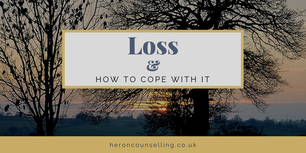 How to cope with Loss.